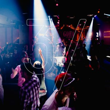 Goha Studio Nightclub design