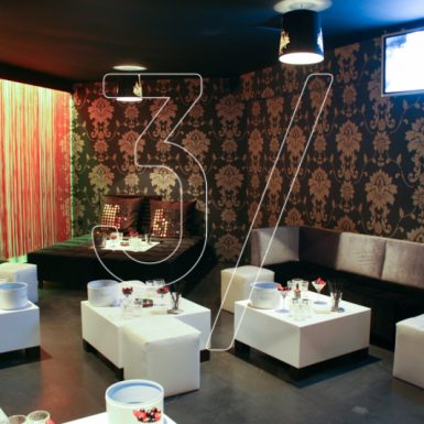 Mopht Club interior design