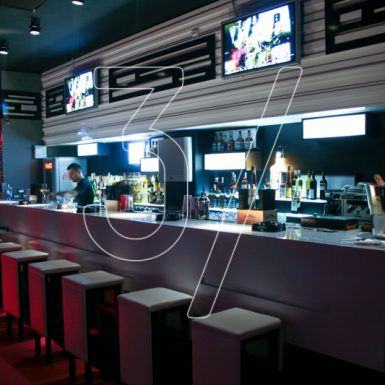 Mopht nightclub design