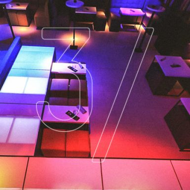 Club Avenue - nightclub interior design project
