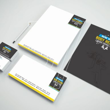 Branding - graphic design Corporate ID