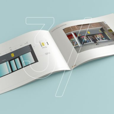 Branding 3 Fingers design studio - graphic design EE Brand Book_2