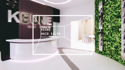 keune salon design project