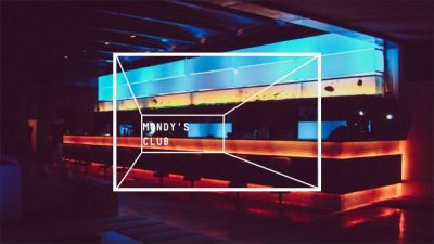 Mondys nightclub interior design project
